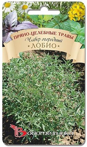 Семена овощей Биотехника Чабер Лобио.